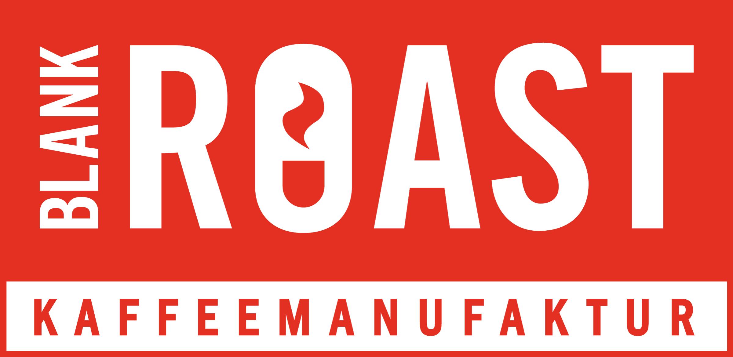 Blank Roast Kaffeemanufaktur Logo