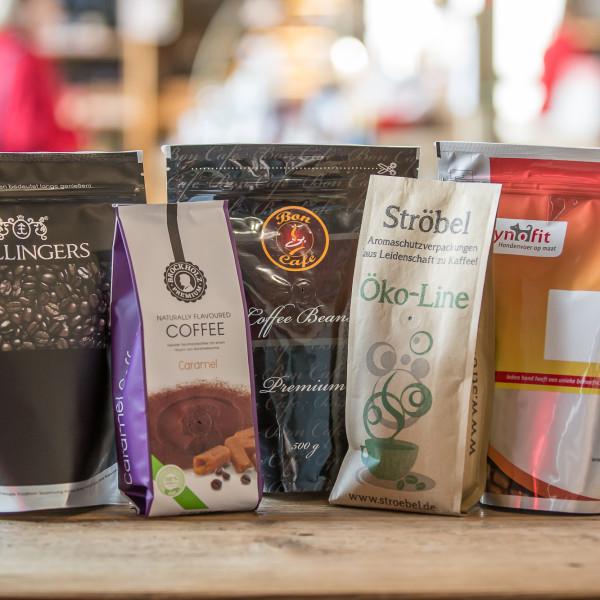 Erfolgreiche Kaffeeröstungen